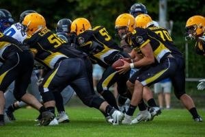 Football Try-Out der Herren