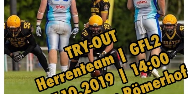 Herren Try-Out