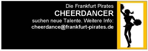 CHEERDANCER GESUCHT!