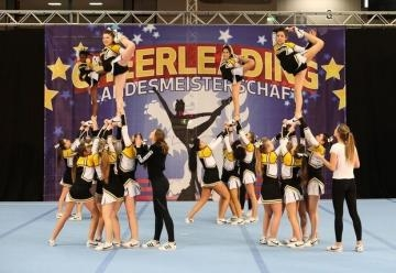 17. März 2017 - SPRING CHEERLEADING TRY-OUT